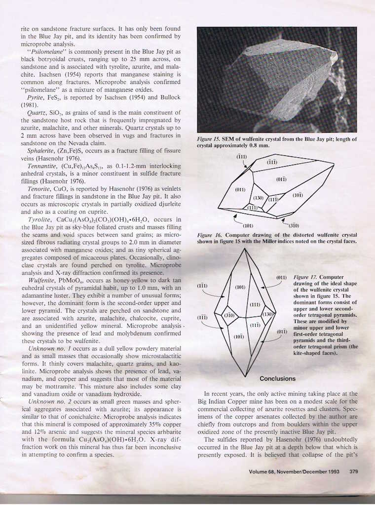rock and Mineral Article p.8